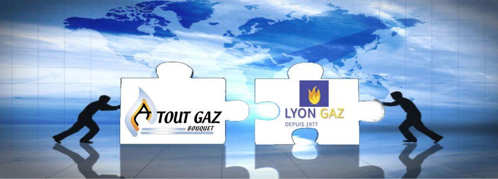 Atout gaz et Lyon Gaz Fusionnent