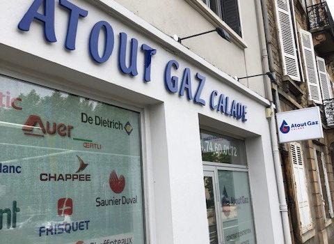 Entretien chaudière en Calade : Agence Atout Gaz