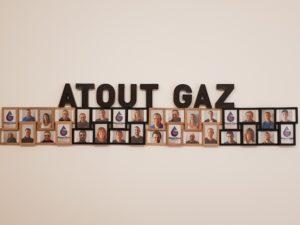 Team Atout Gaz Lyon : Notre équipe !