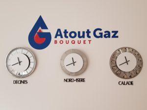 Agence décine Atout gaz
