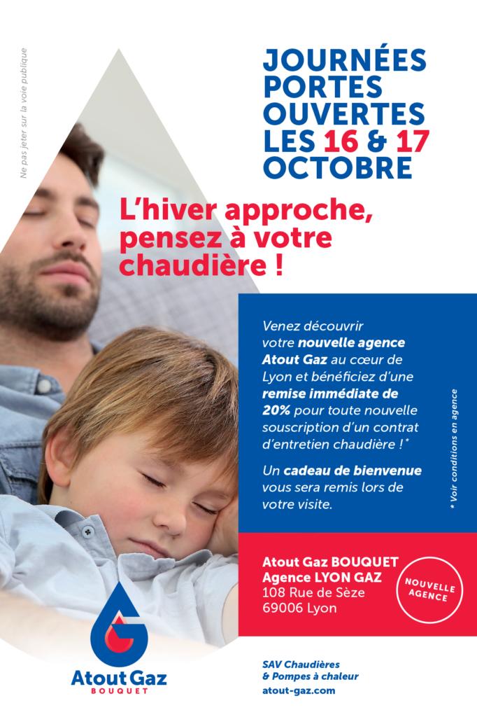Agence Lyon gaz