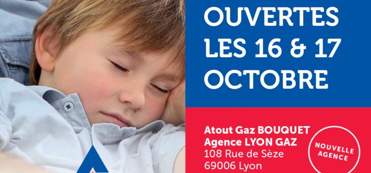 Ouverture de notre nouvelle agence Atout Gaz à Lyon