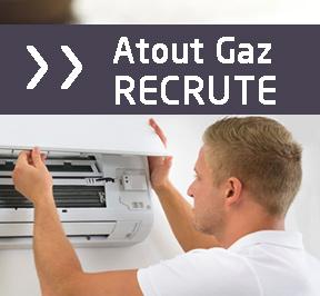 Atout Gaz Recrute